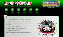 Poker Mania Villabate